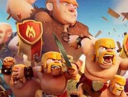 部落冲突4月23日游戏版本更新!iOS安卓同上架