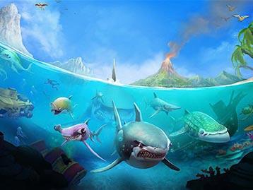 新游PK第37期:《饥饿鲨世界》VS《我的锦鲤》