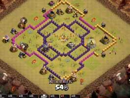 神级玩家:部落战从3本一直打到11本