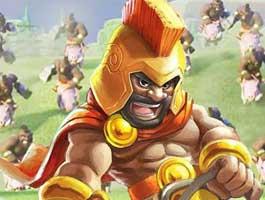 野猪骑士之王!部落冲突玩家原创全新英雄兵种