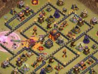 矿工并未削弱!部落冲突巧破满防御10本新版护塔阵
