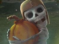 COC万圣节更新:1宝石加速!骷髅兵种造兵优惠
