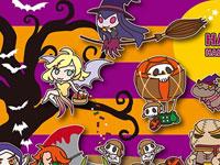 部落冲突万圣节玩家作品:Happy Halloween!
