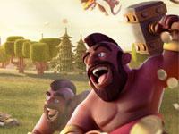 部落冲突野猪骑士全景视频 引发玩家的热议
