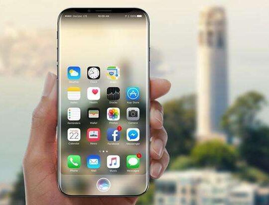 因零部件短缺 iPhone8或跳票至2018年
