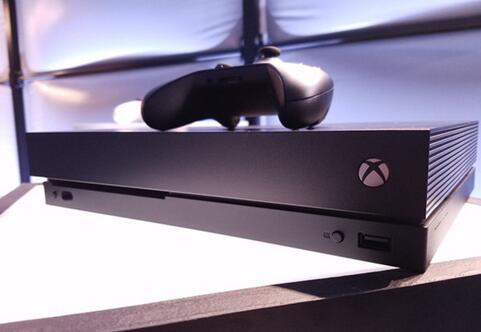 微软Xbox One X 11月开售 售价499美元