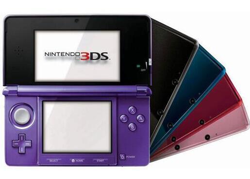 3DS撑起任天堂半边天 销量超6600万台