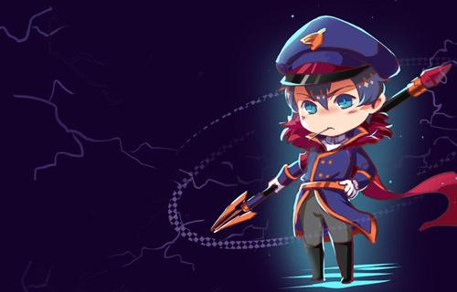 皇家上将·赵云