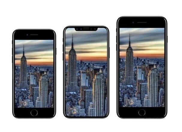 iPhone X产业链消息:苹果或发布大屏幕版本