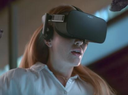 产业:VR头显销量正在缓慢增长