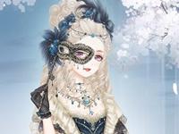 奇迹暖暖信鸽套装 梦蝶夜曲穿梭假面舞会