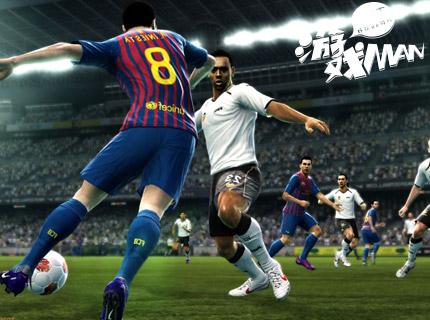 全国最棒的足球游戏上线啦!网易《实况足球》手游初体验