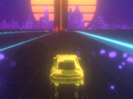 这游戏有毒| Music Racer:这位师傅不仅车技了得,还精通音律