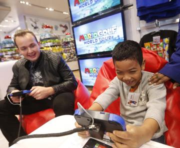 跨平台联机:微软与任天堂联手