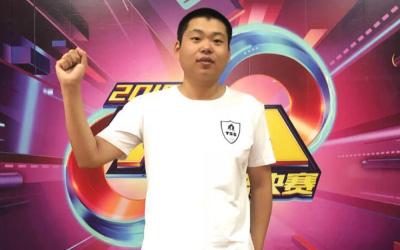 TGA夏季總決賽冠軍宇宇采訪:奪冠很激動