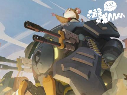 《守望先锋》新英雄哈蒙德公布:竟是只开机甲的萌物!