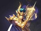 圣斗士星矢手游摩羯座修罗 力量即是正义