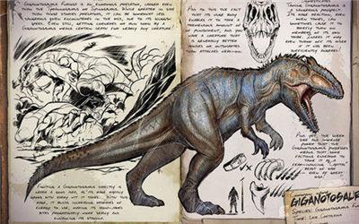 方舟生存进化陆地最强恐龙排行 南巨竟不是第一