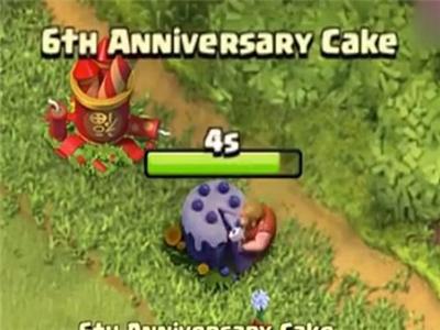 部落冲突6周年的生日蛋糕里隐藏的秘密