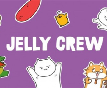 角色IP《Jelly Crew》将推手游