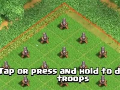 部落冲突1个超级皮卡能否摧毁全地图的加农炮