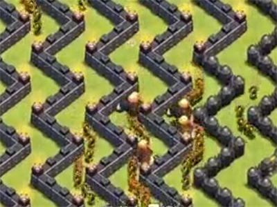 部落冲特殊阵型迷宫阵型推荐 哥布林大军都被绕晕了