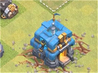 部落冲突趣味测试 5个雷电法术能否摧毁11级大本营