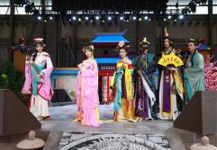 动漫展会 满含中国古典元素 ChinaJoy告别日韩风