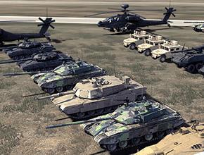 巅峰坦克装甲战歌载具相克 三者循环克制