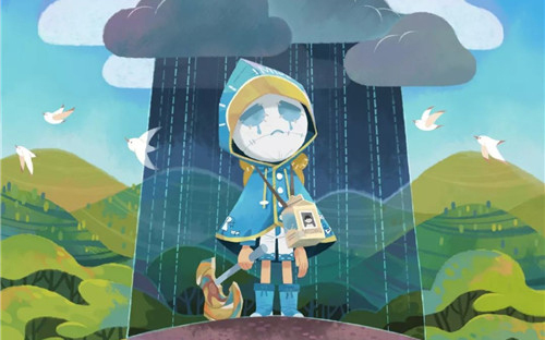 爱哭鬼时装-恸哭:漫漫归家路 是谁在恸哭