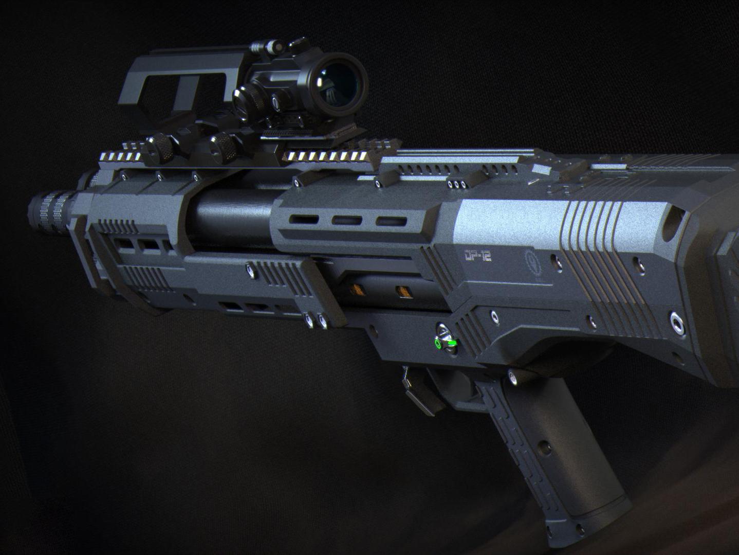和平精英里那些能秒杀三级甲的武器 98K都不行!