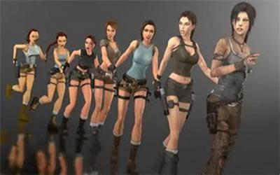 游戲中女性角色進化史:她們如何從花瓶,成為游戲不可或缺的部分