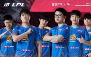 2021LPL季后赛亚竞手机直播首轮SN对阵苏州LNG