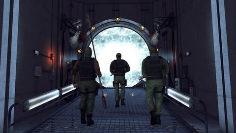 星际之门:SG-1截图