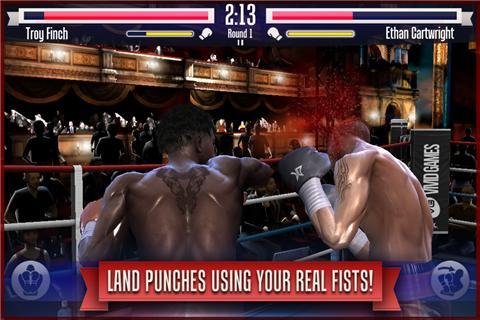 真實拳擊截圖
