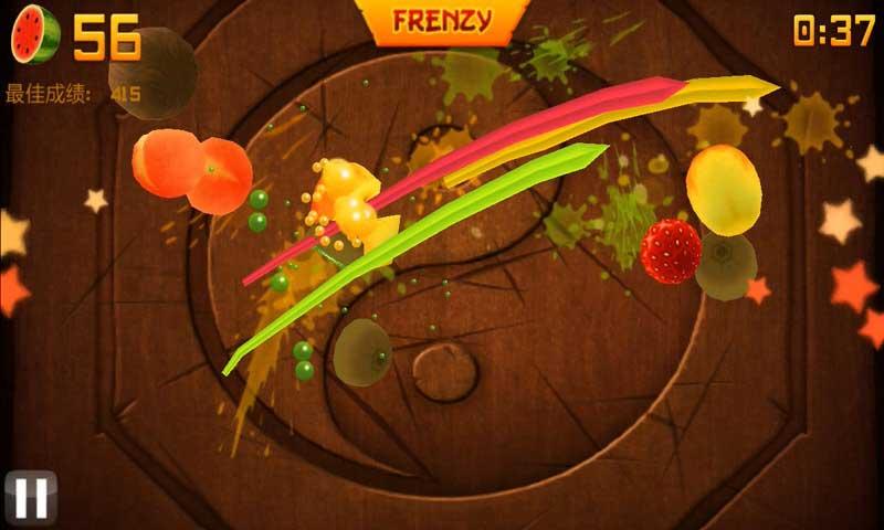 水果忍者(Fruit Ninja)截图