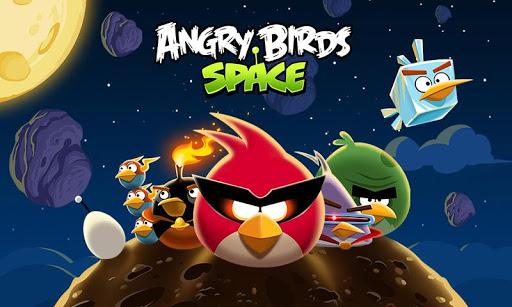 愤怒的小鸟太空版截图