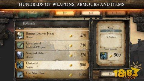 战锤任务截图