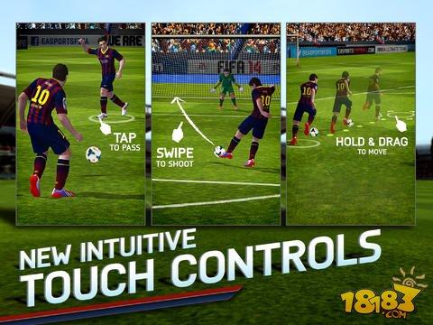 FIFA 14截图