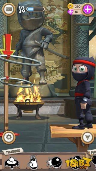 笨拙的忍者 Clumsy Ninja截图