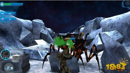 星河戰隊:掠奪者截圖