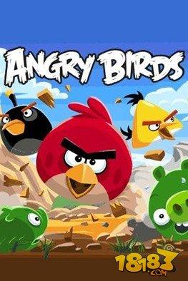 憤怒的小鳥(中文版)截圖