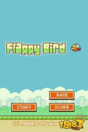 Flappy Bird截圖