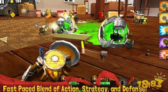 Bug Heroes 2截图