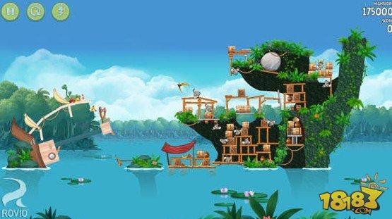 Angry Birds Rio截图