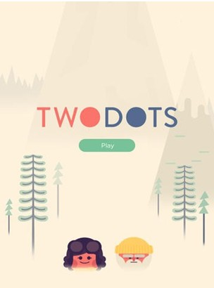 兩點之間TwoDots截圖