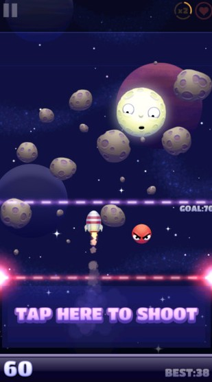 Shoot The Moon截圖