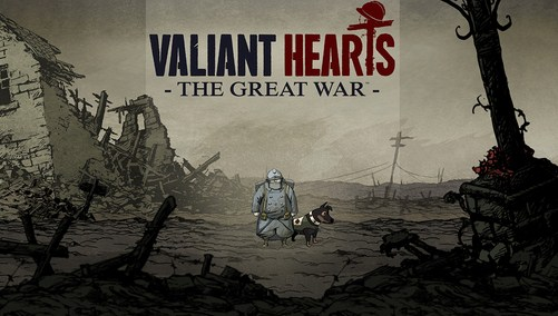 Valiant Hearts: The Great War截图