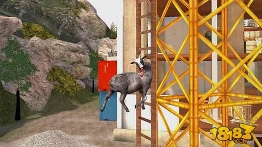 goat simulator 破解
