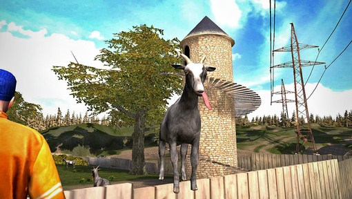 Goat Simulator截圖